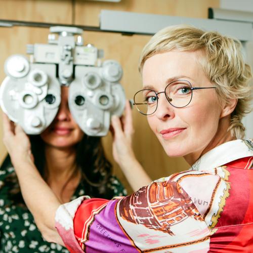 Brillenstylist voor opticiens