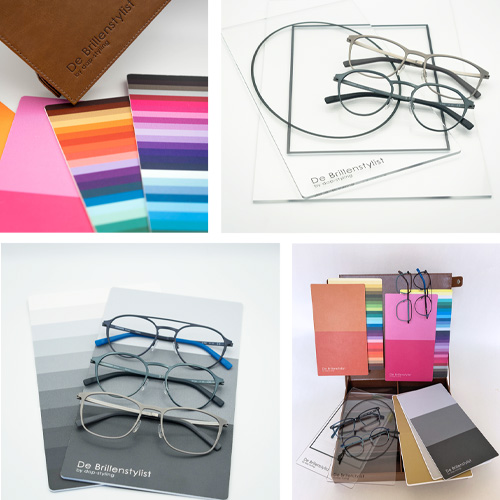 stylingbox voor opticiens